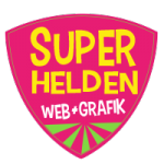 Superhelden Webdesign